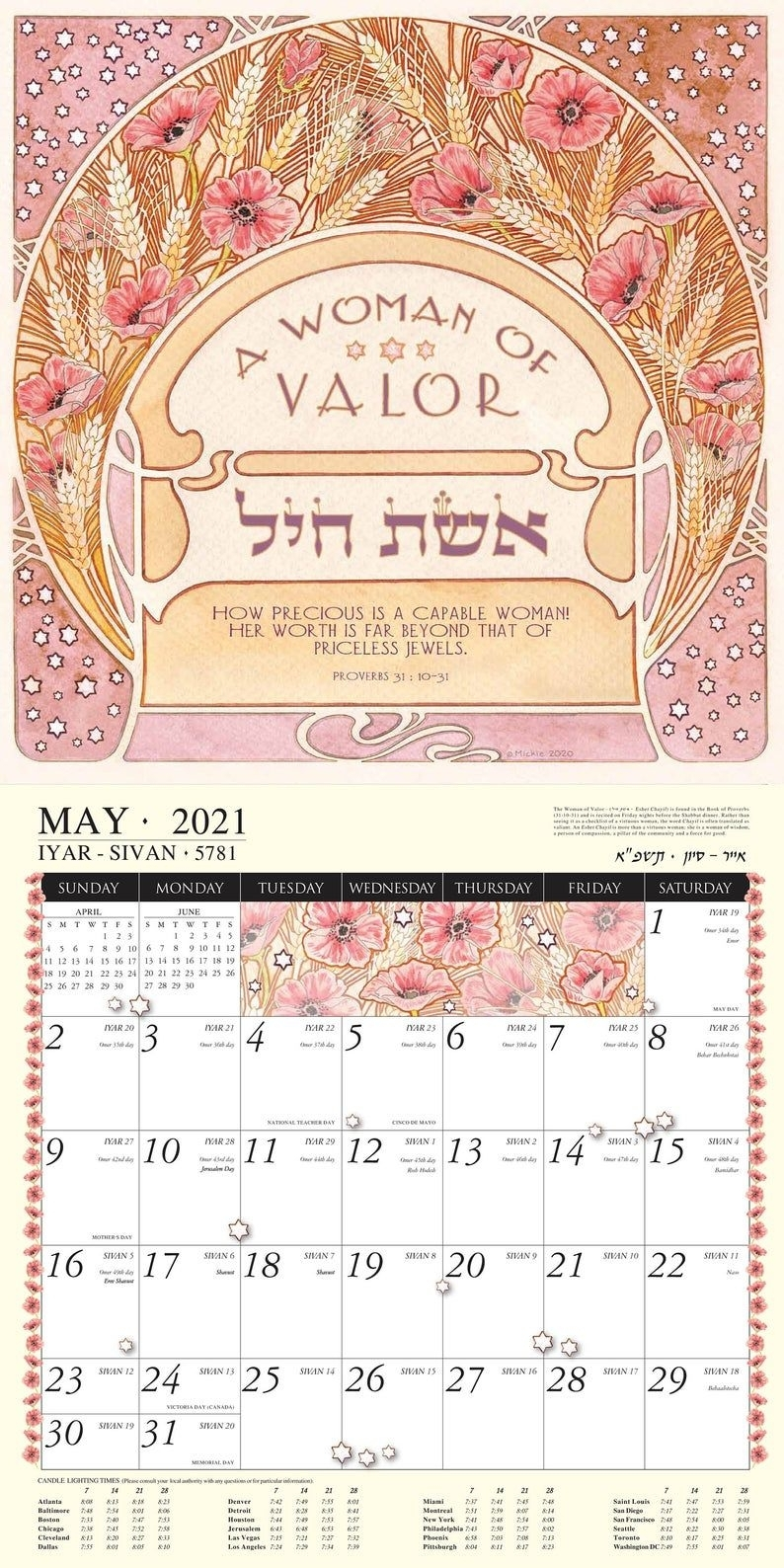 Pick Torah Portion Schedule 2021