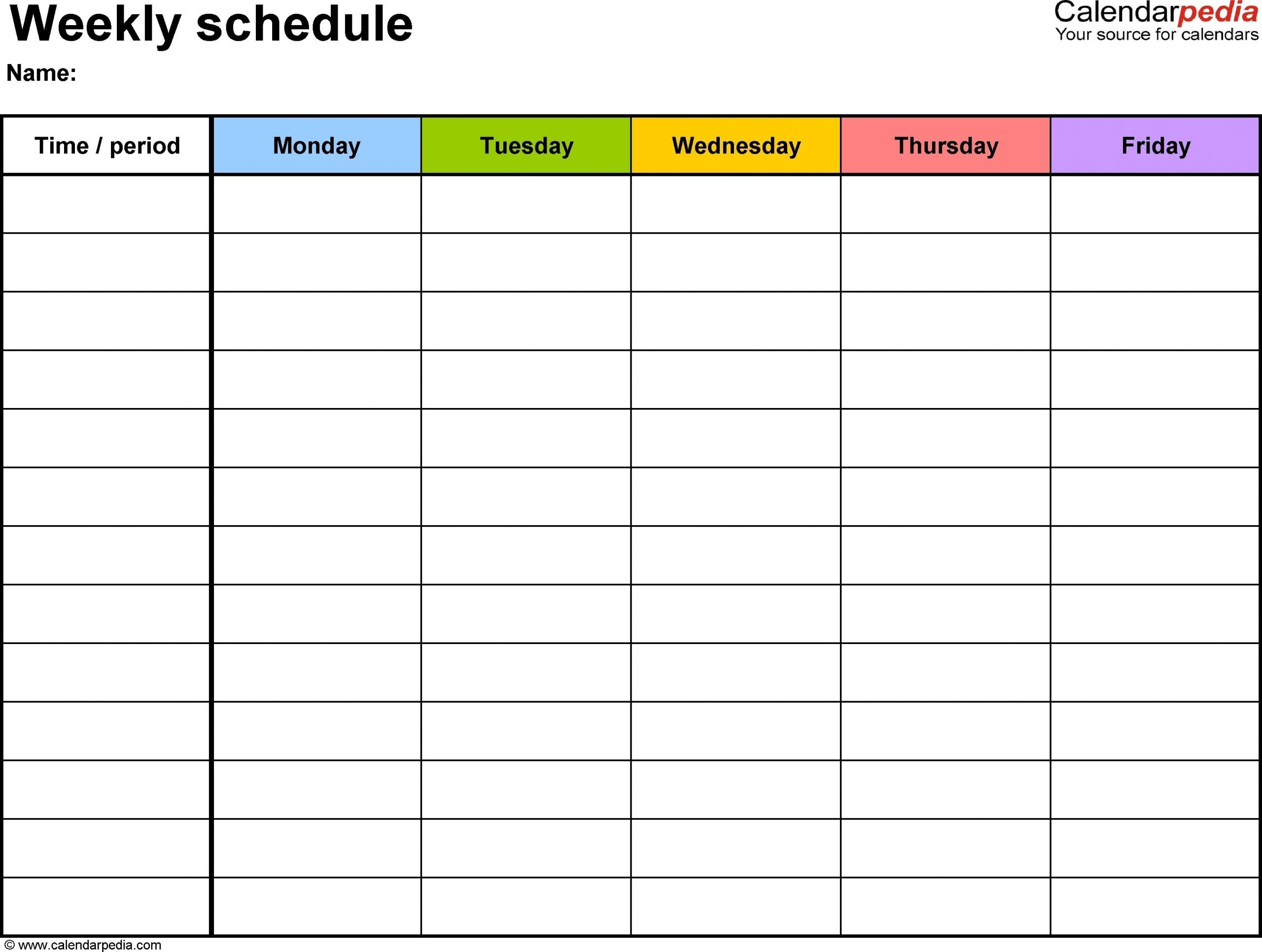 Pick Way Do You Think Monday Through Friday Is The Best School Schedule