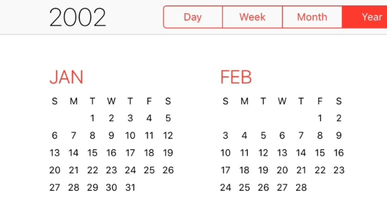 Take 2002 Malayalam Calendar Photos