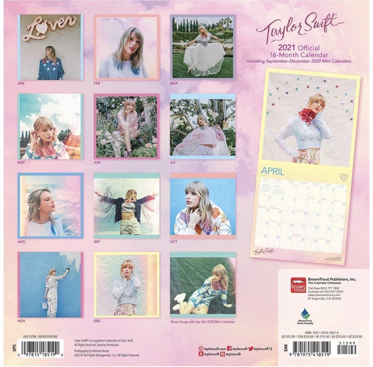 Take 2021 September Calendar Hello Kitty Inspired