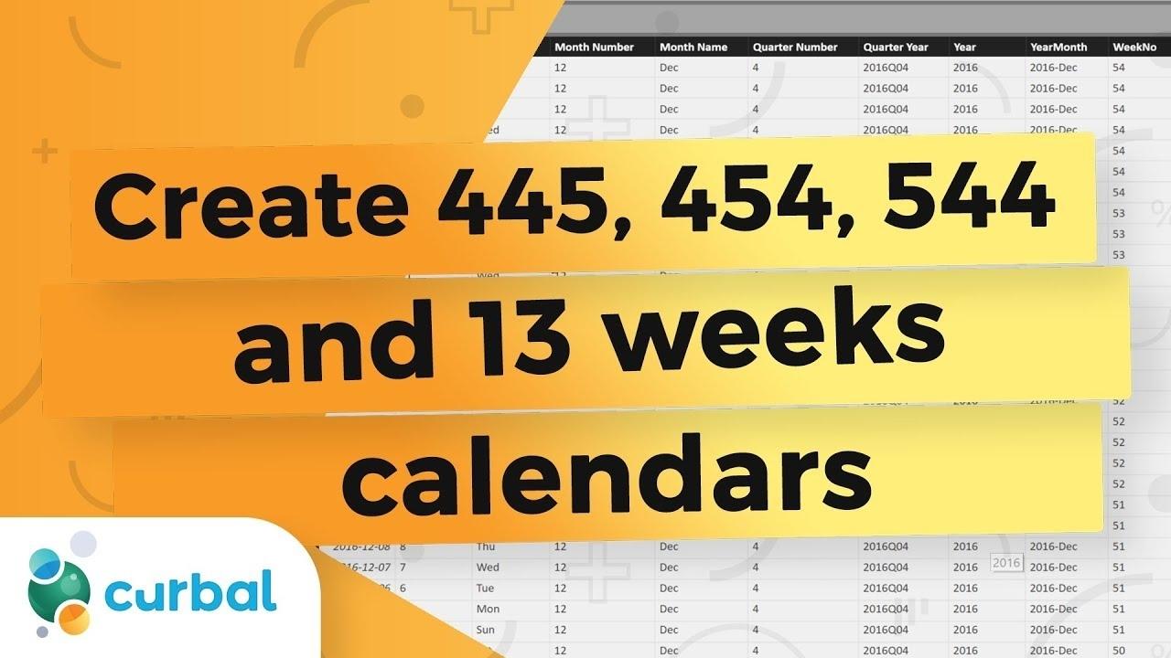 Take 4 4 5 Calendars