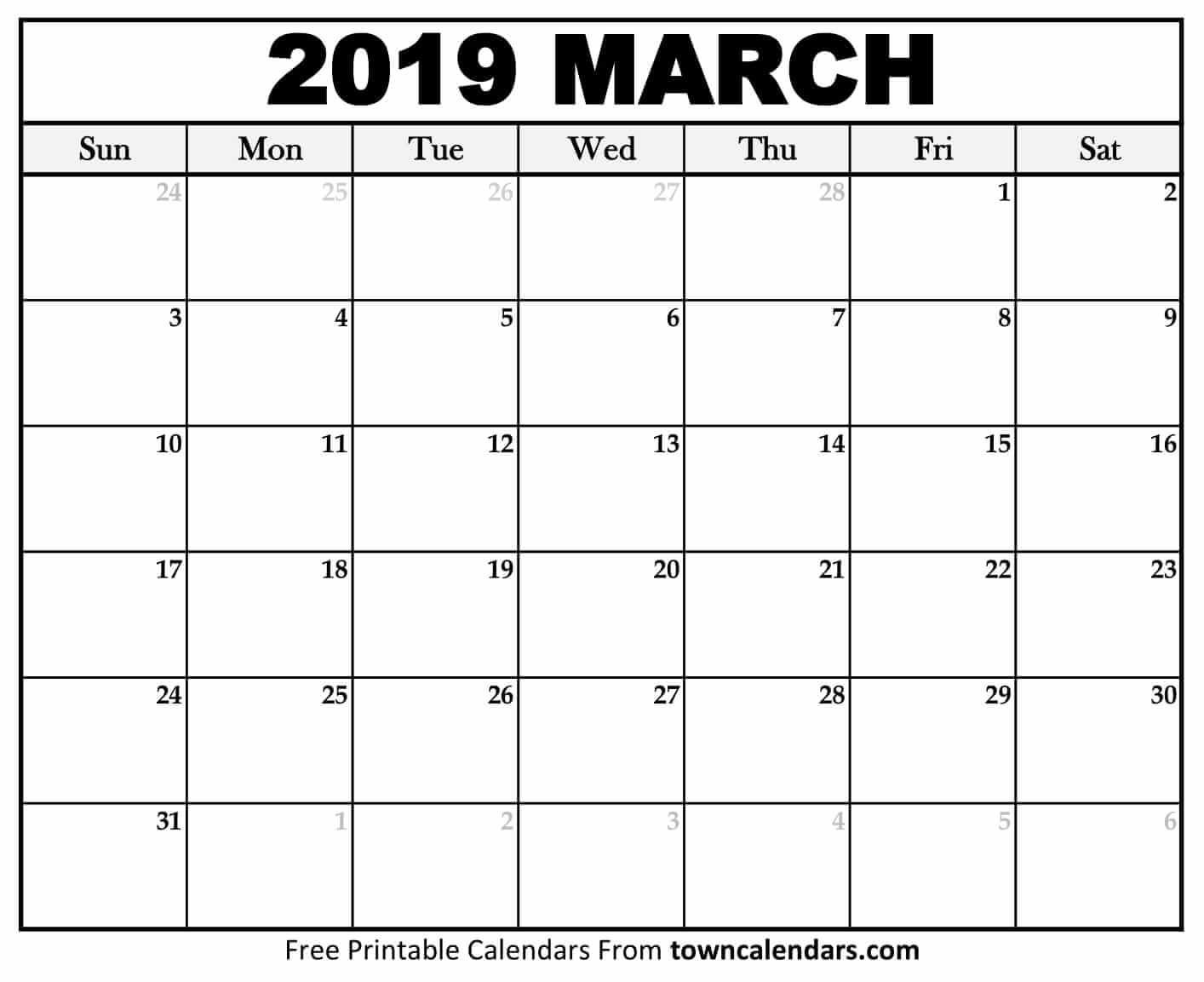 Take 4X6 Printable Calendar Templates