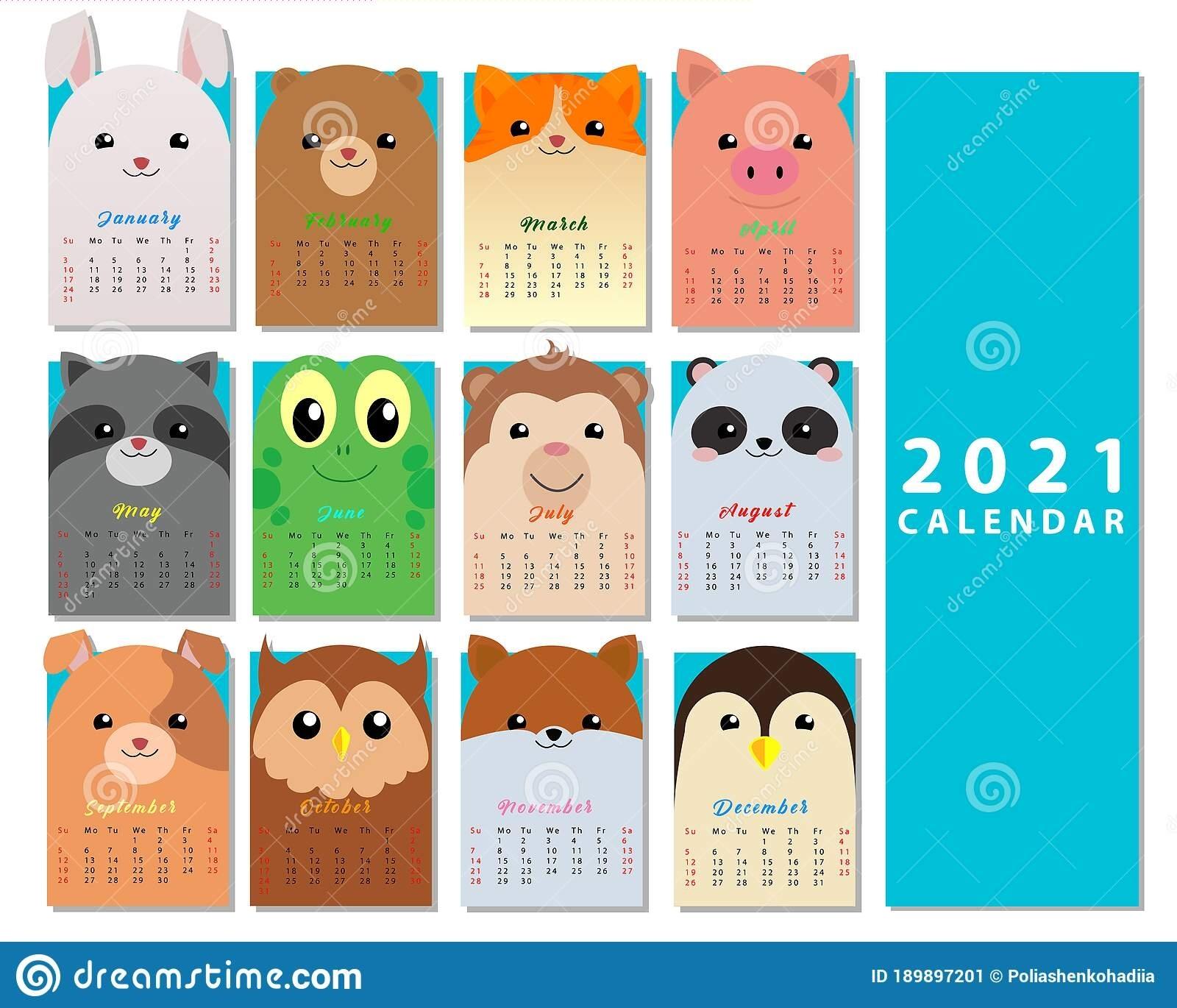Take August 2021 Clip Art