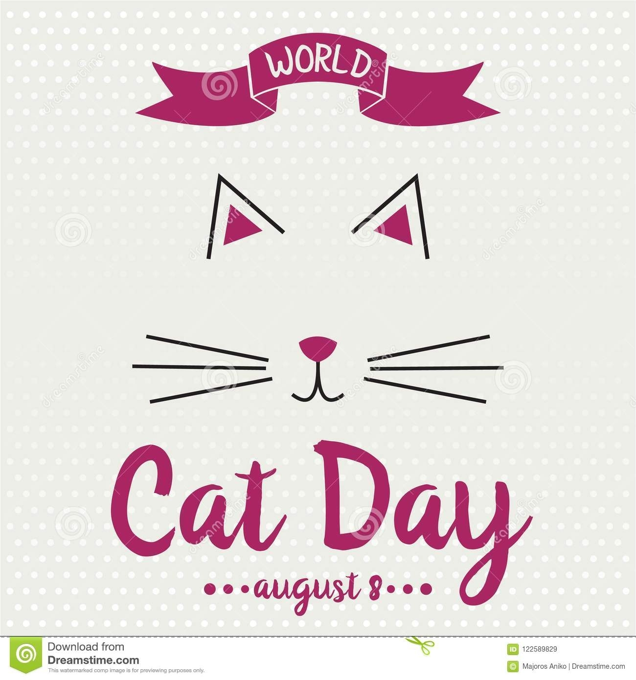 Take August 8 Cat Day
