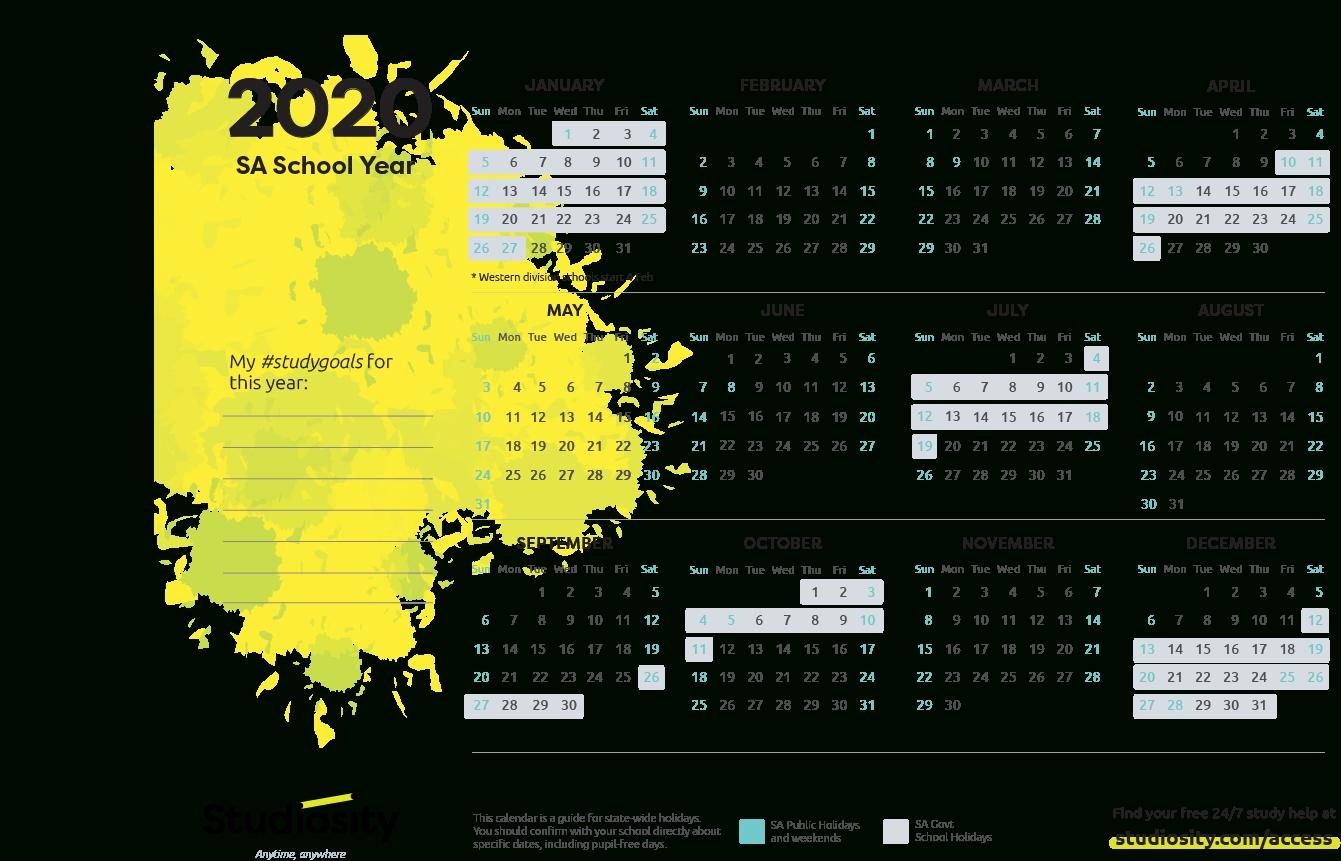 Take Australian School Calender