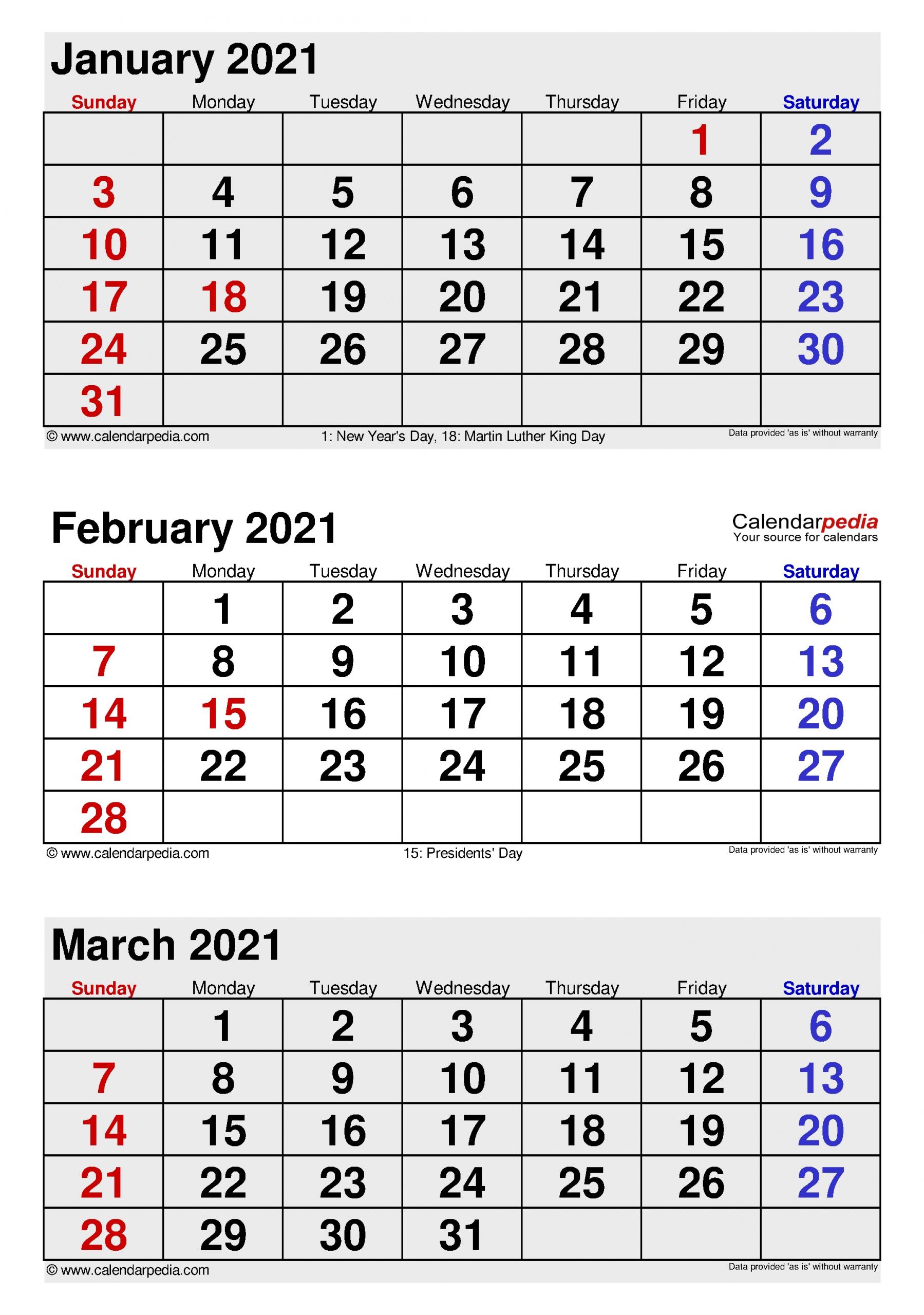 Take Calendar 2021 Jan Feb Mar April