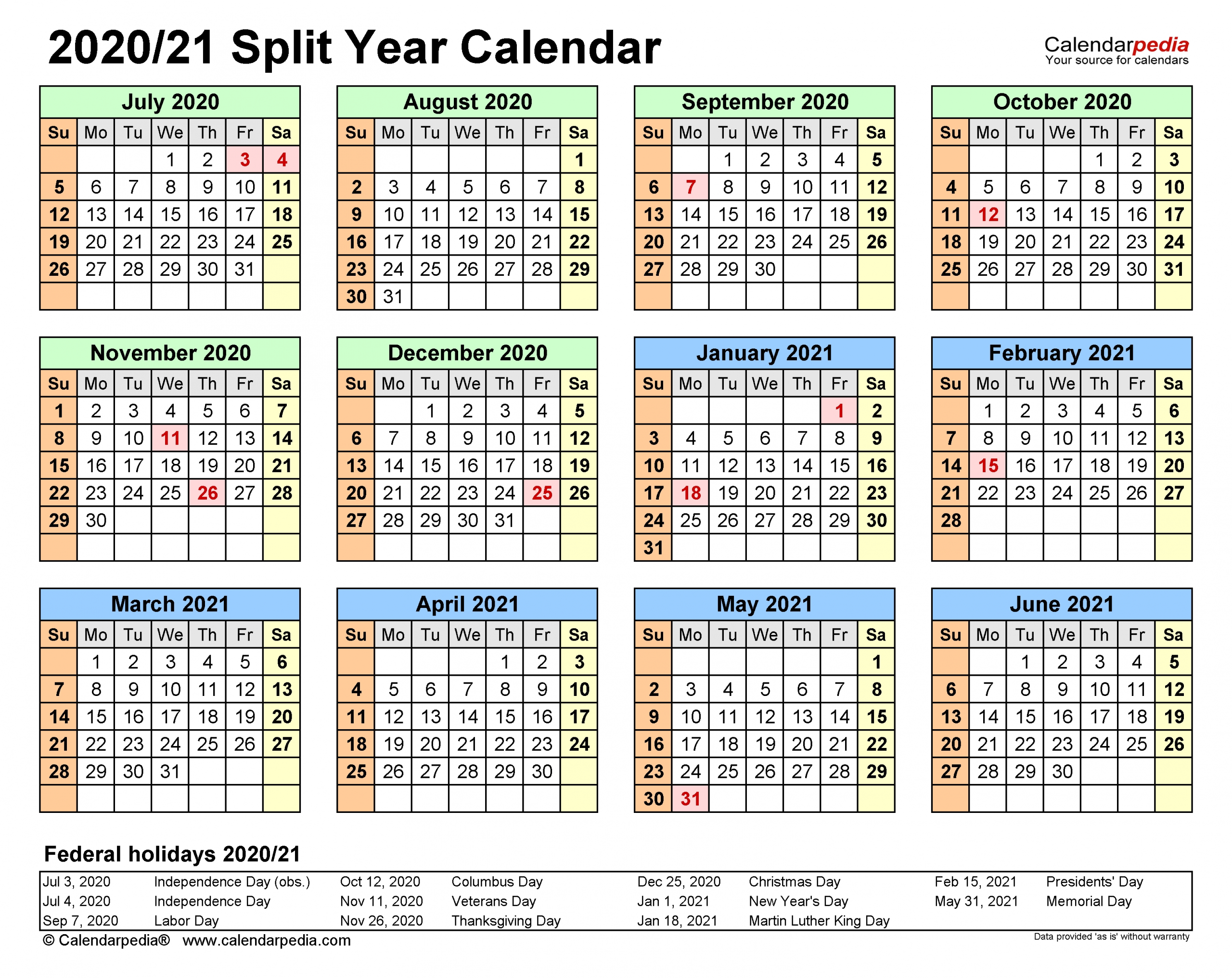 Take Calendar Of August Through December 2021
