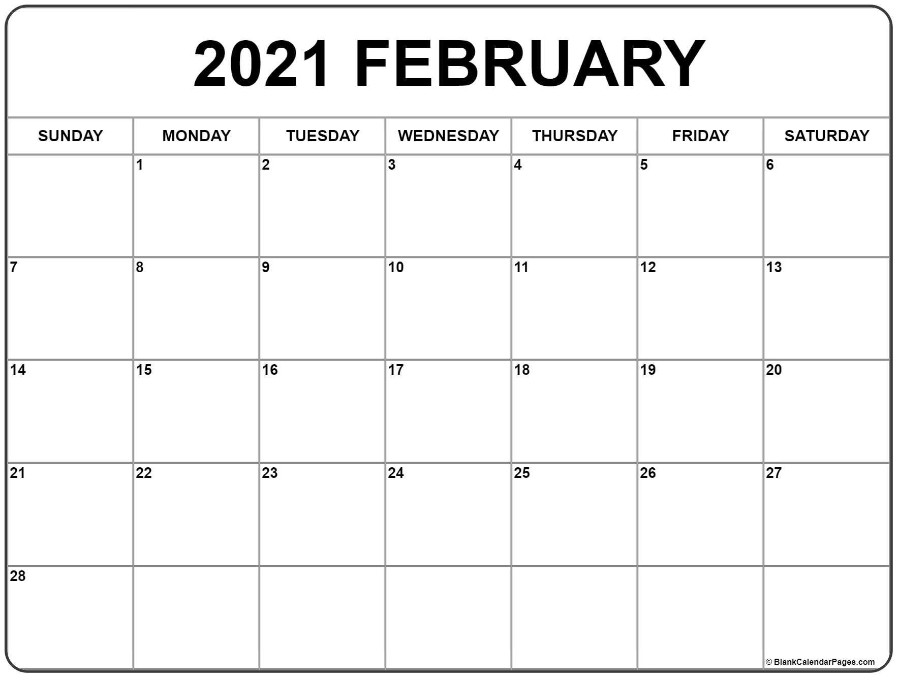 Take Calendar Pages 2021 Printable