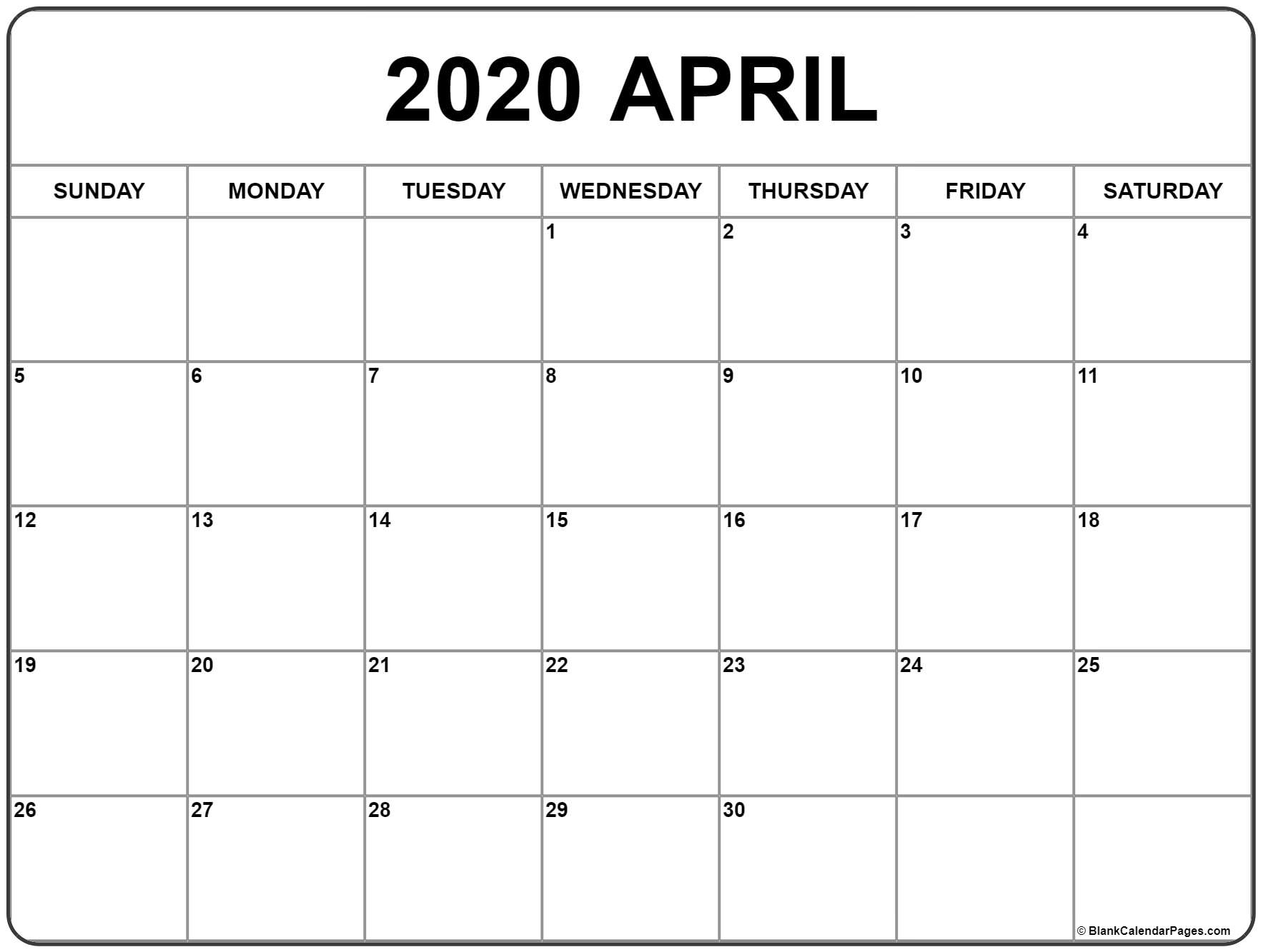 Take Calendars To Print Free With Space To Write