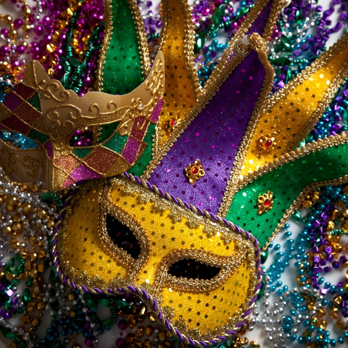 Take Dates For Mardi Gras 2021