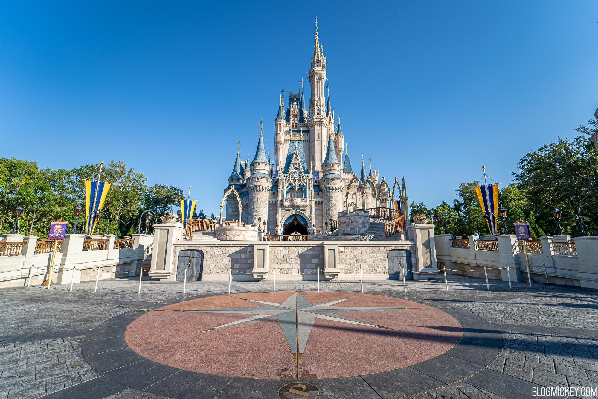 Take Disney World Itinerary 2021