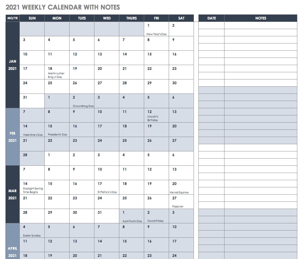 Take Excel Weekly Calendar Monday With 15 Min Increments