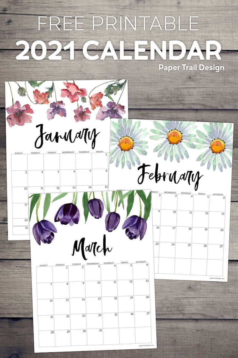 Take French Calendar 2021 With Space To Write Printable Free