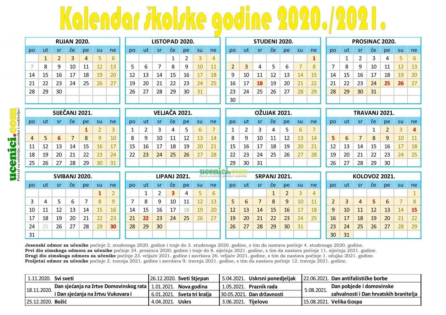 Take Kalendar Kuda 2021