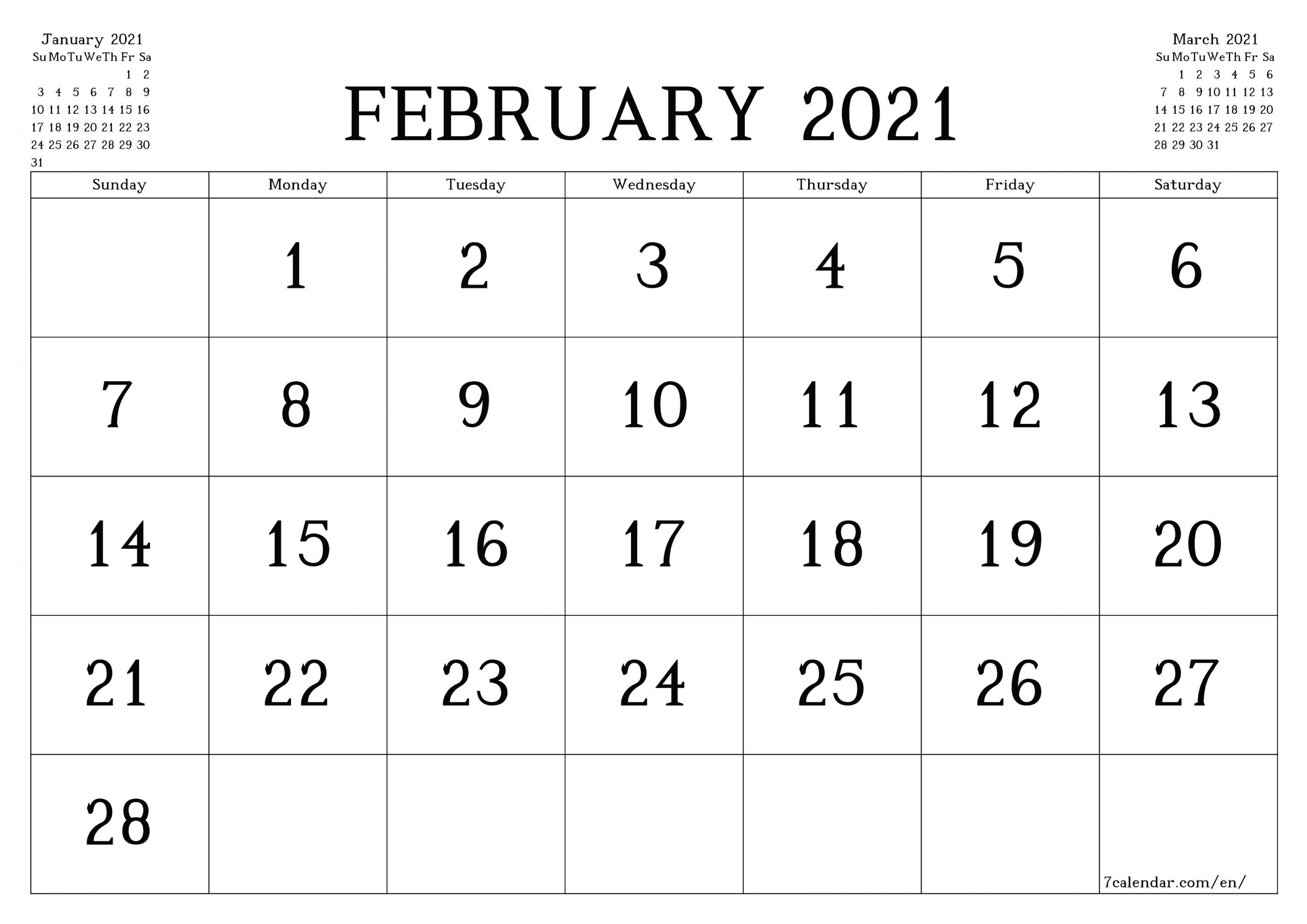 Take Legal Size 2021 December