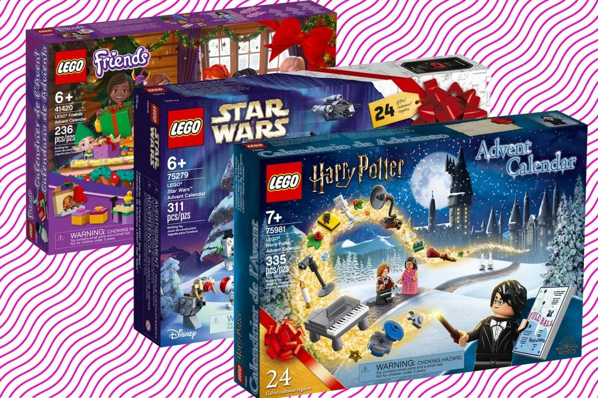 Take Lego Starwars Event Calendar Free Code