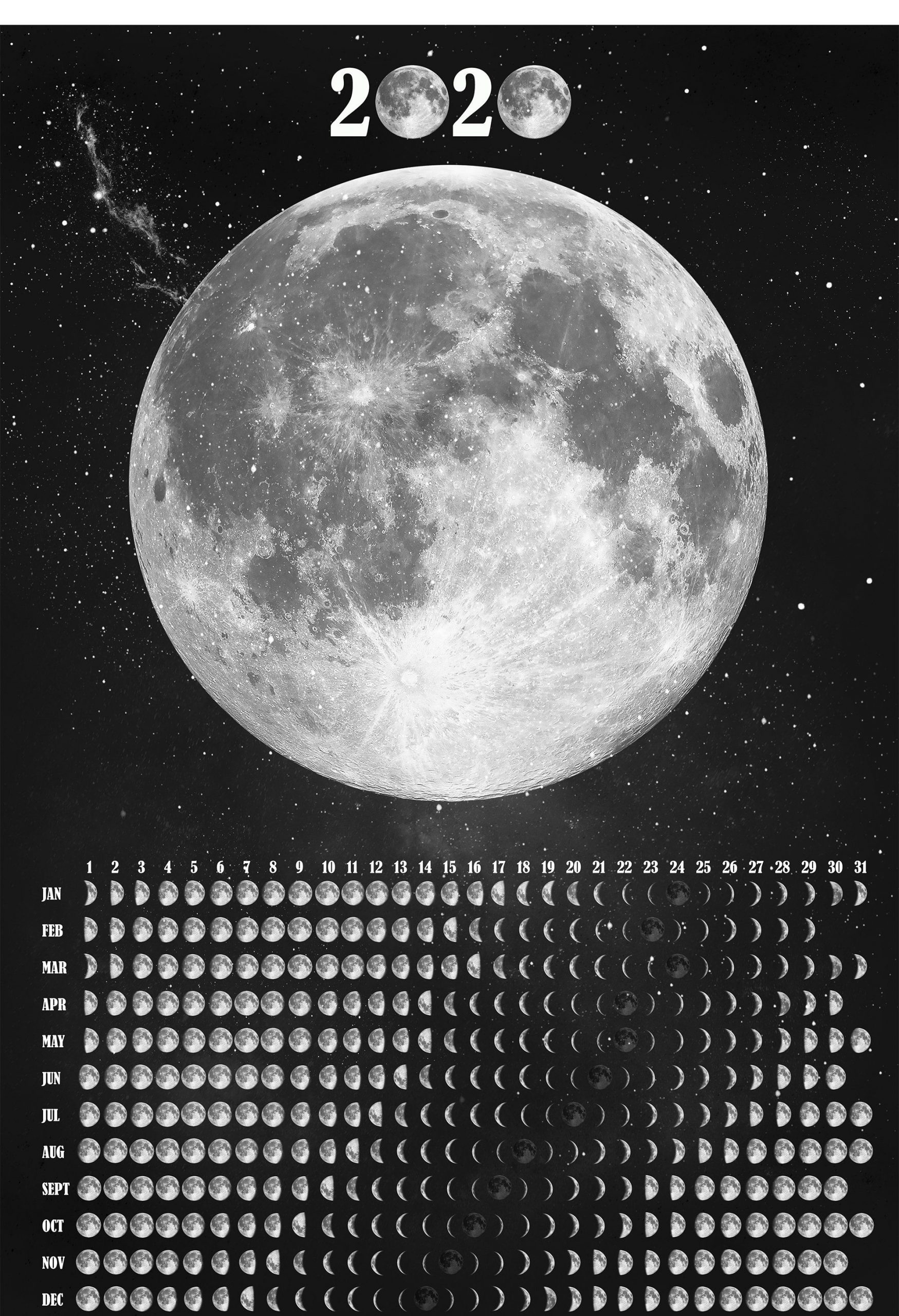 Take Moon Phases September 2021