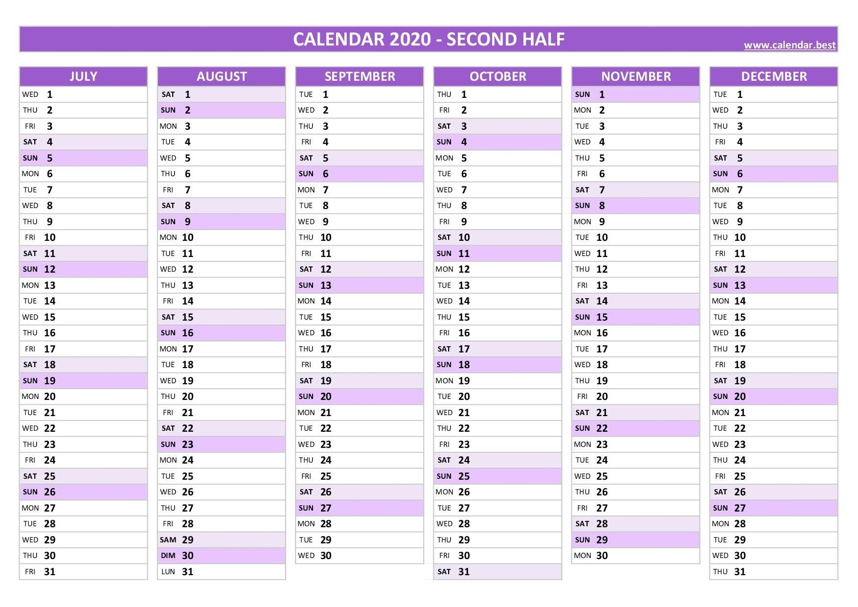 Take October Calendar With Time Slots
