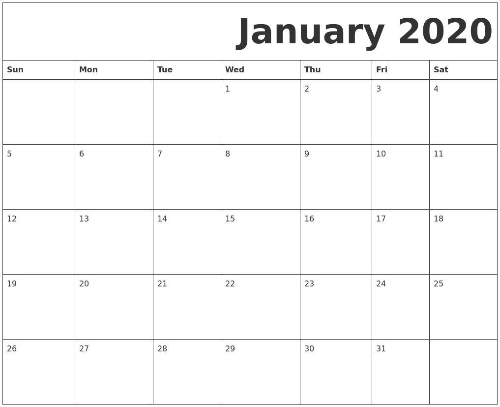 Take Printable Calendar Without Downloading