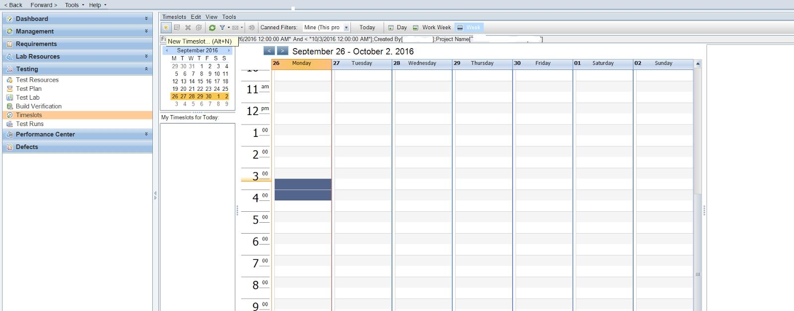Take Time Slot In Excel