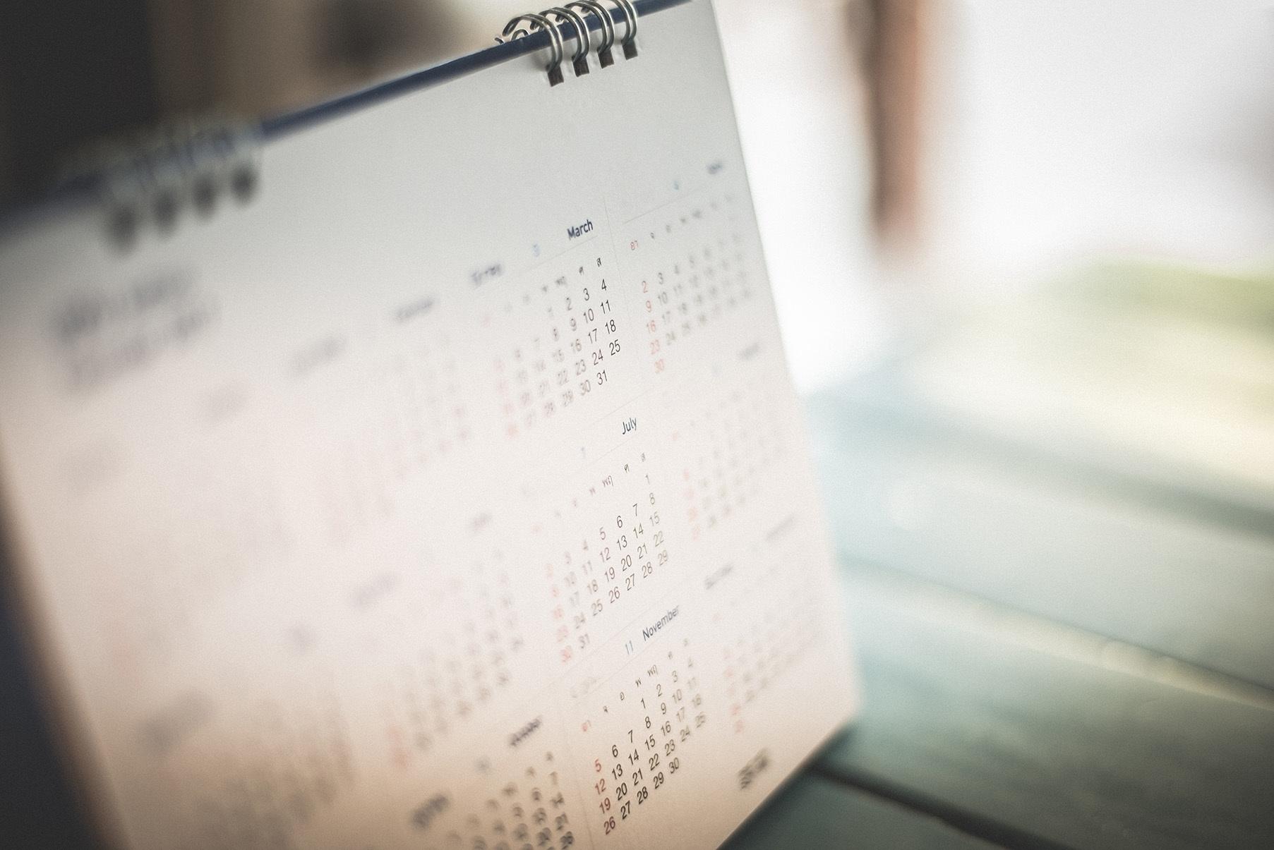 Take Umc Lectionary 2021 Calendar