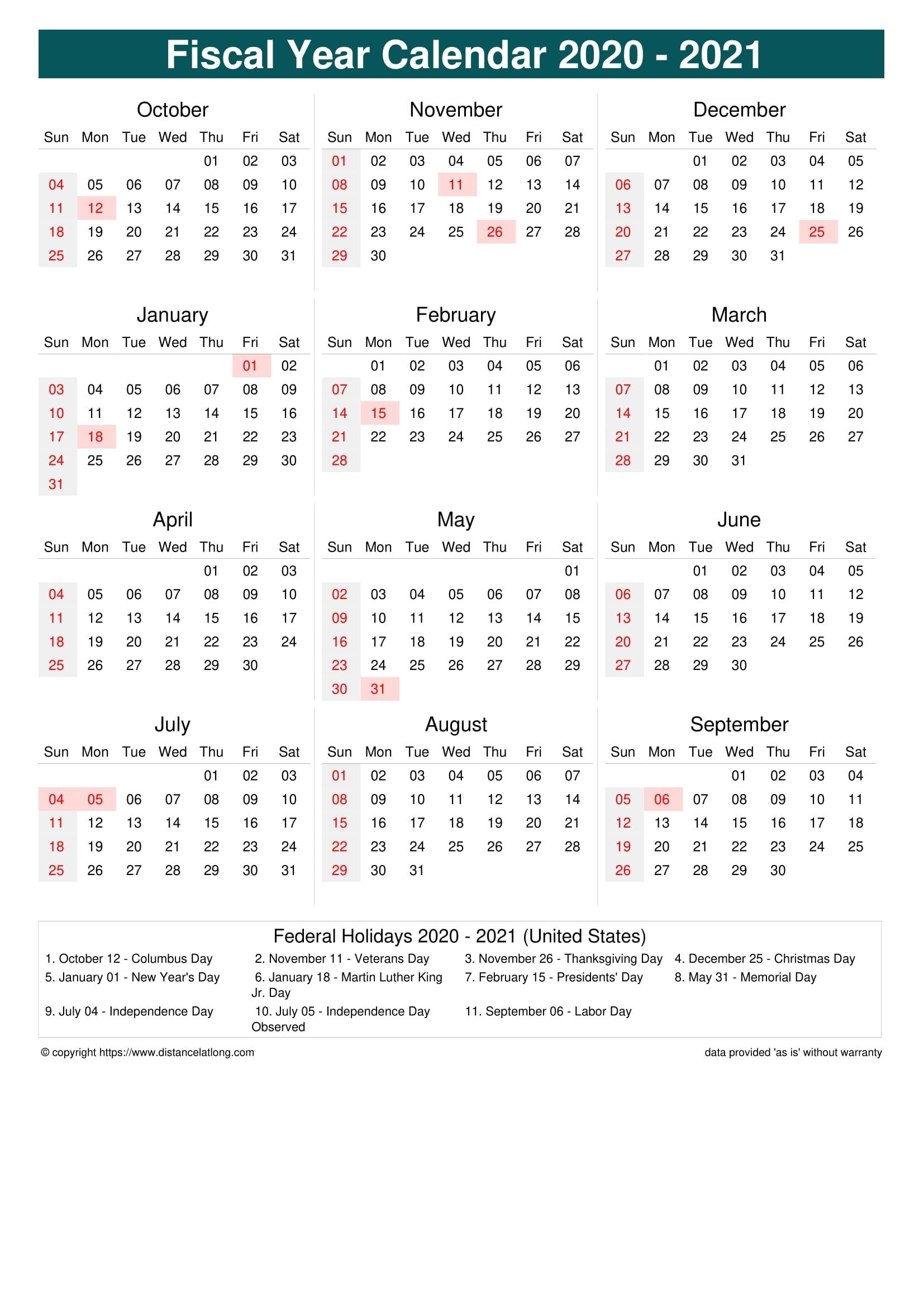 Take Week 29 Fiscal Calendar 2021 What Dates