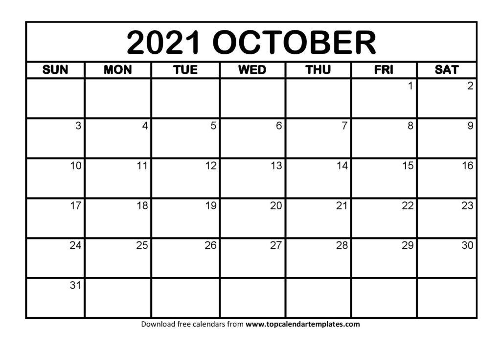 Catch 2021 Free Printable Weekly Calendar Template