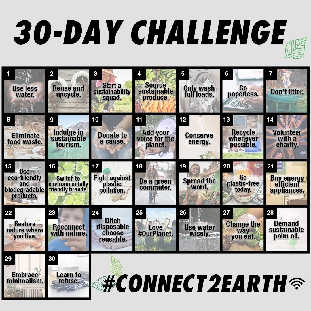 Catch 30 Day Calendar
