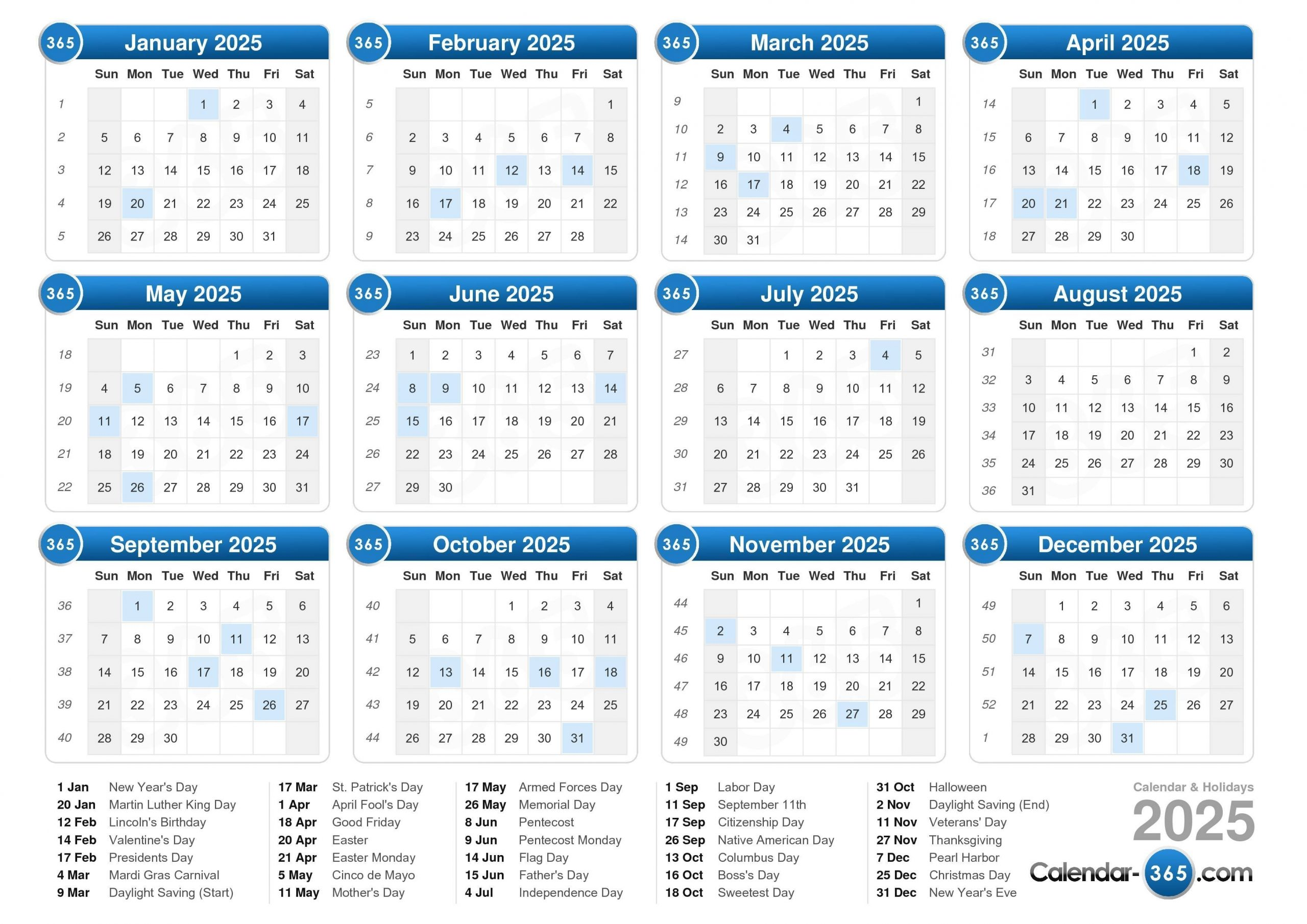 Catch 30 Day Calendar Page Download