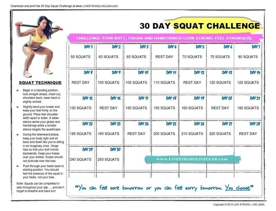 Catch 30 Day Calendar Print Out