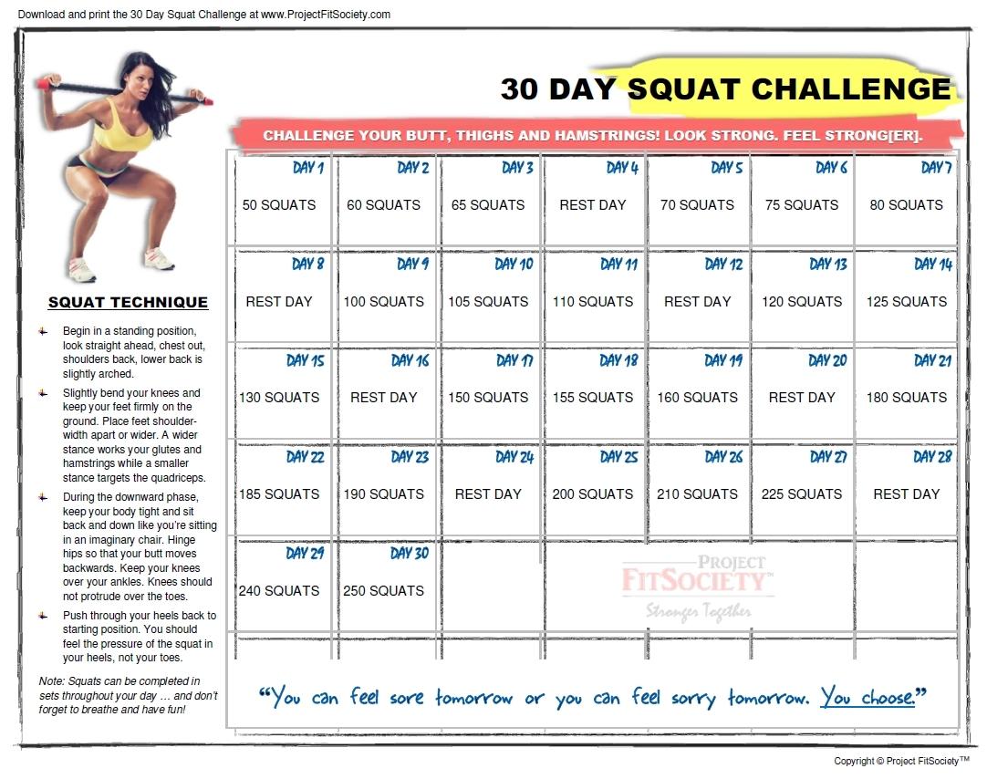 Catch 30 Day Printable Calendar