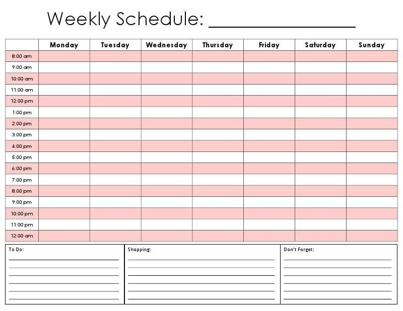 Catch Downloadable Excel Calander With Time Slots