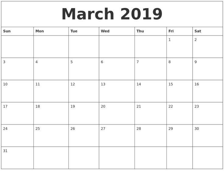 Catch Free Printable Calendars No Download