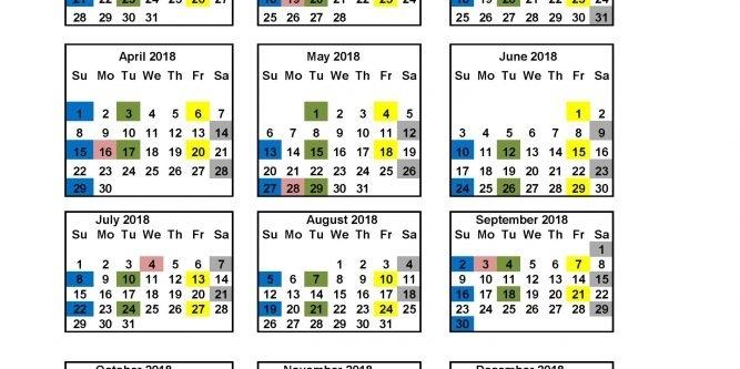 Catch Fy21 Opm Calendar