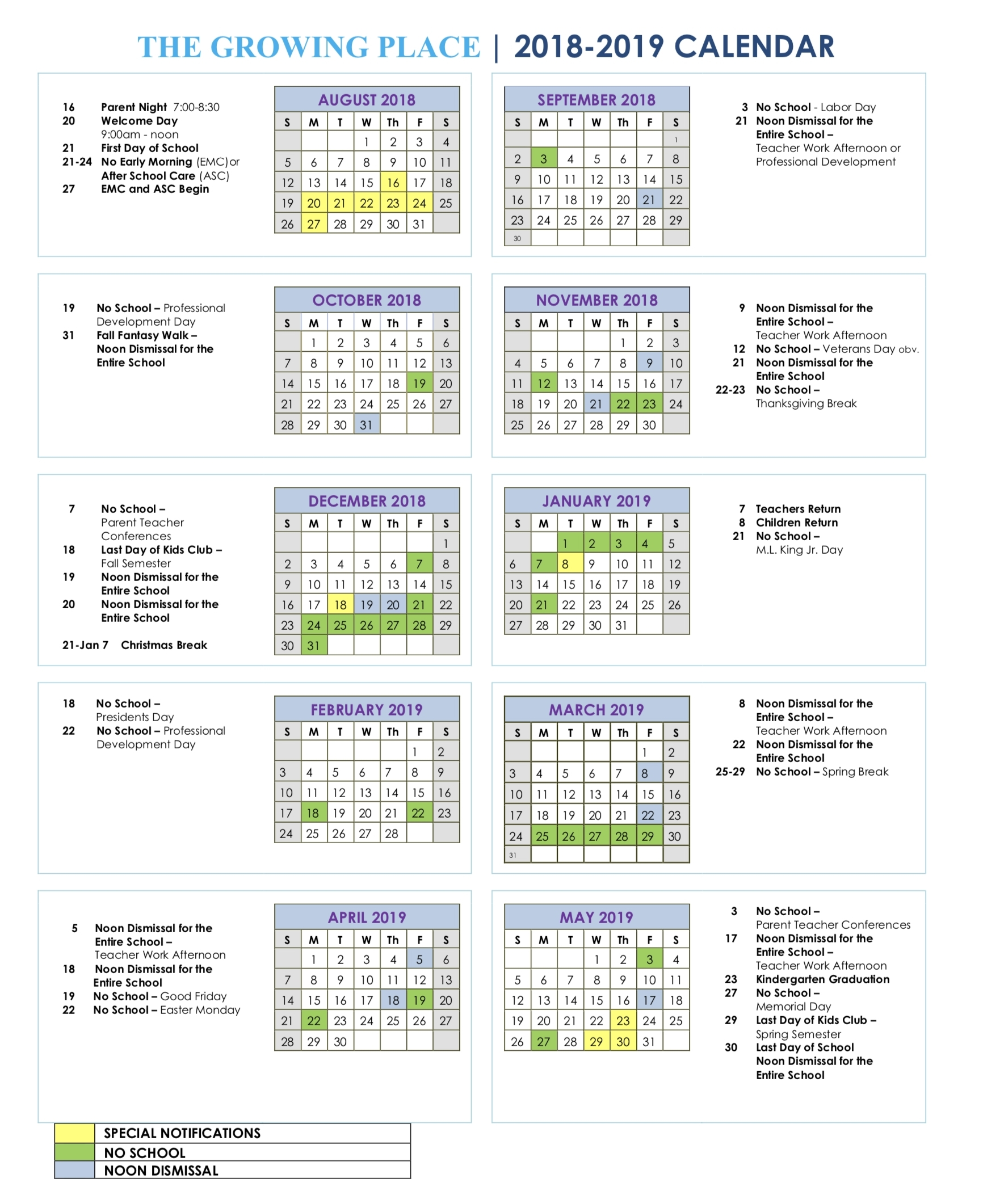 Catch Methodist Church Liturgical Calendar 2021