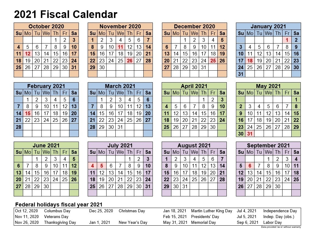 Catch What Fiscal Week Are We On