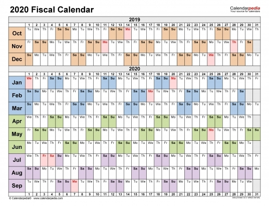Catch What Is Today'S Fiscal Week