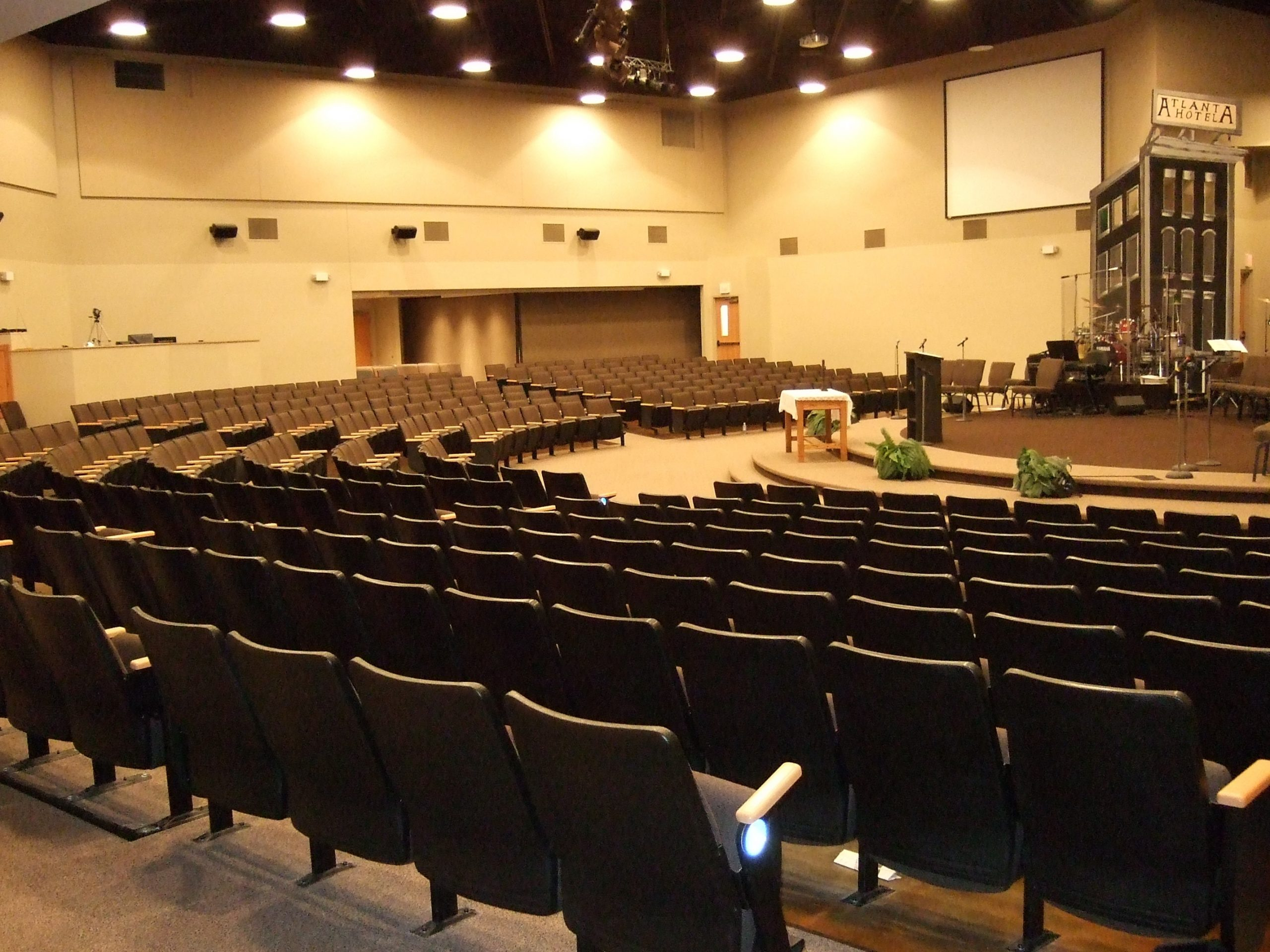Collect Church Seating Chart Software