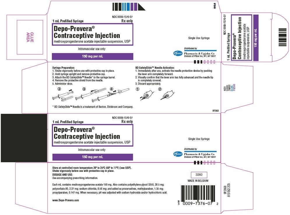 Collect Depo Prvera Administration Calendar For Subcutaneous Injection