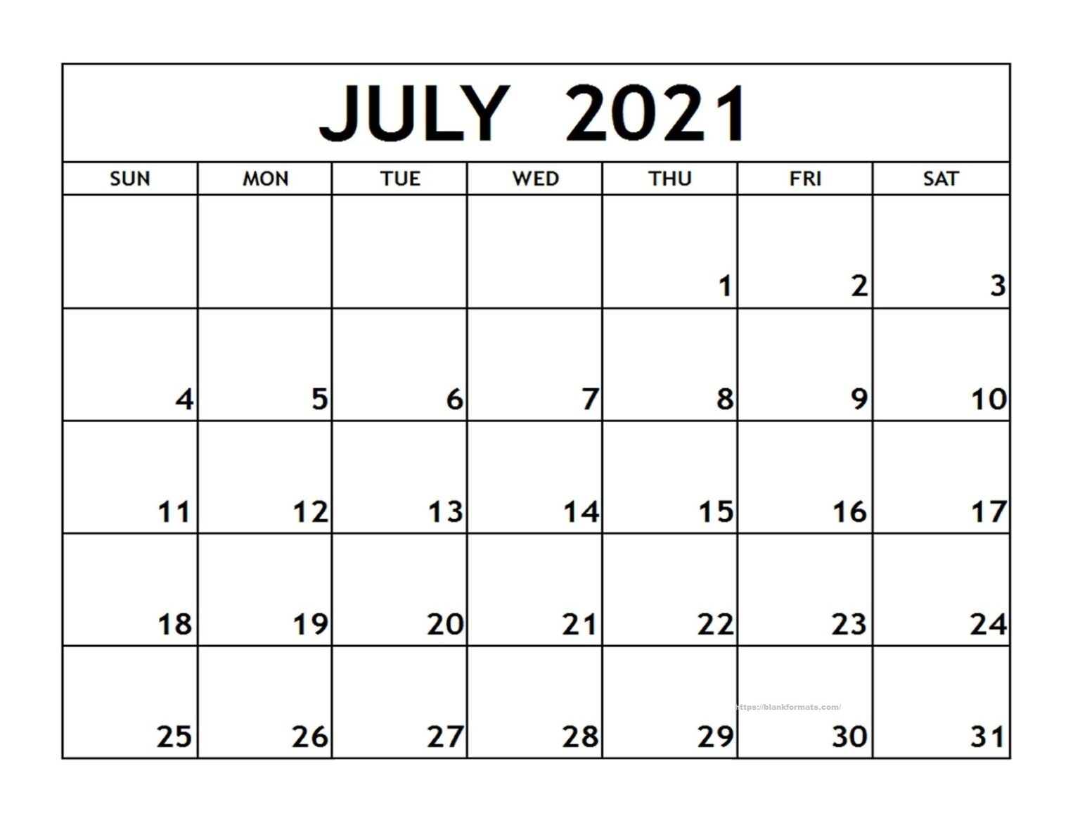 Collect Downloadable Calendar Print Out 2021