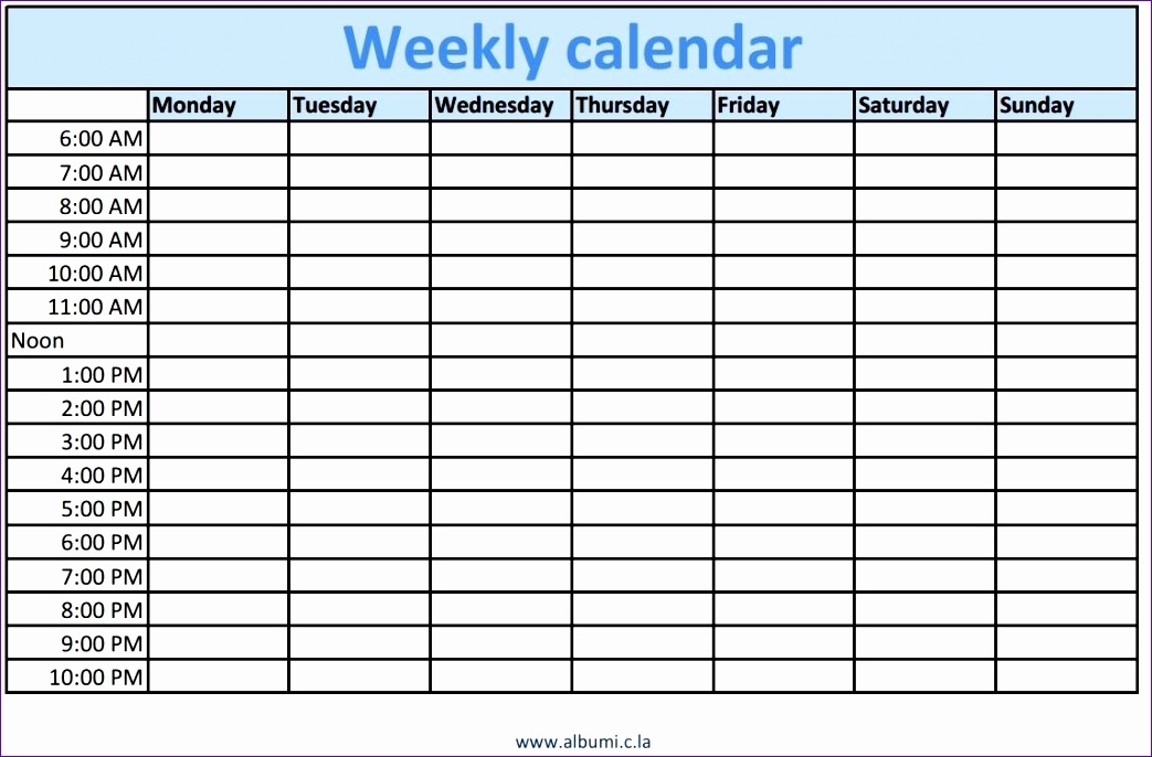 Collect Excel Time Slots