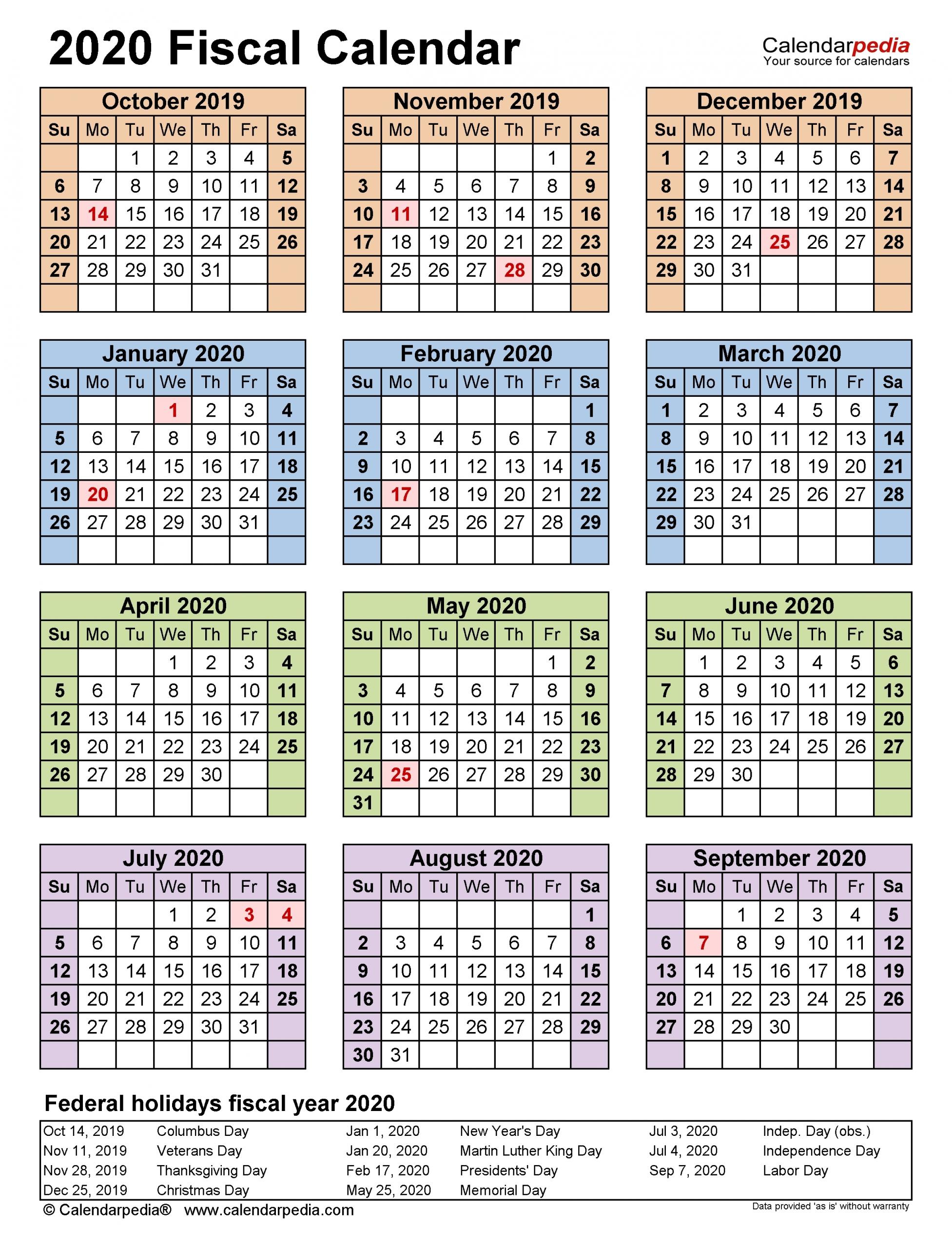 Collect Federal Pp Calendar 2021