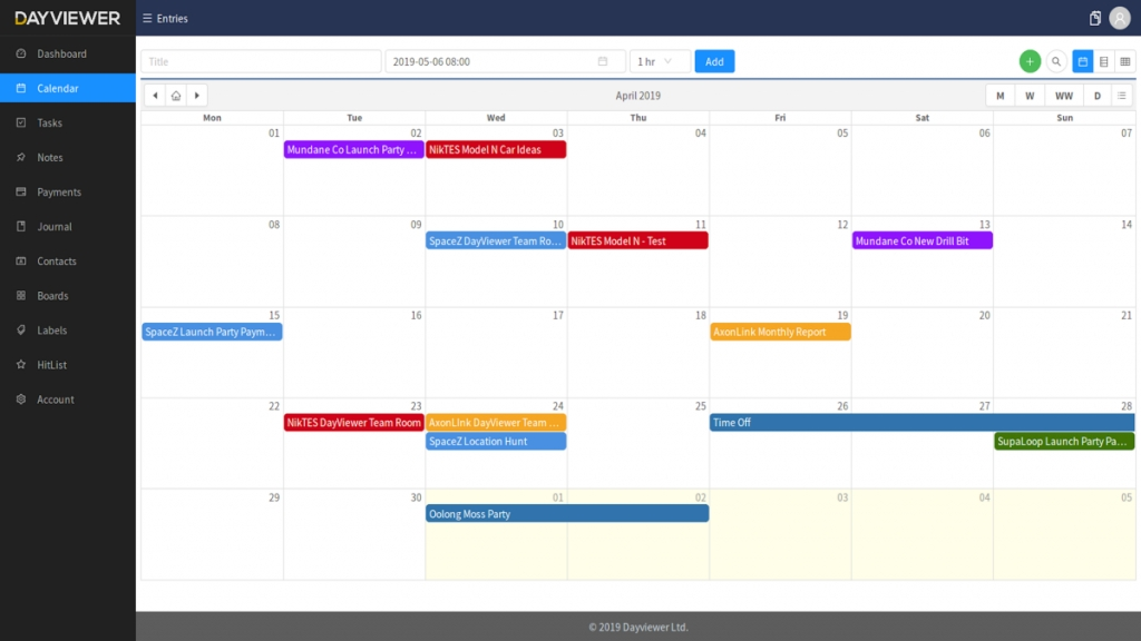 Collect Free Weekly Schedule Type In And Save