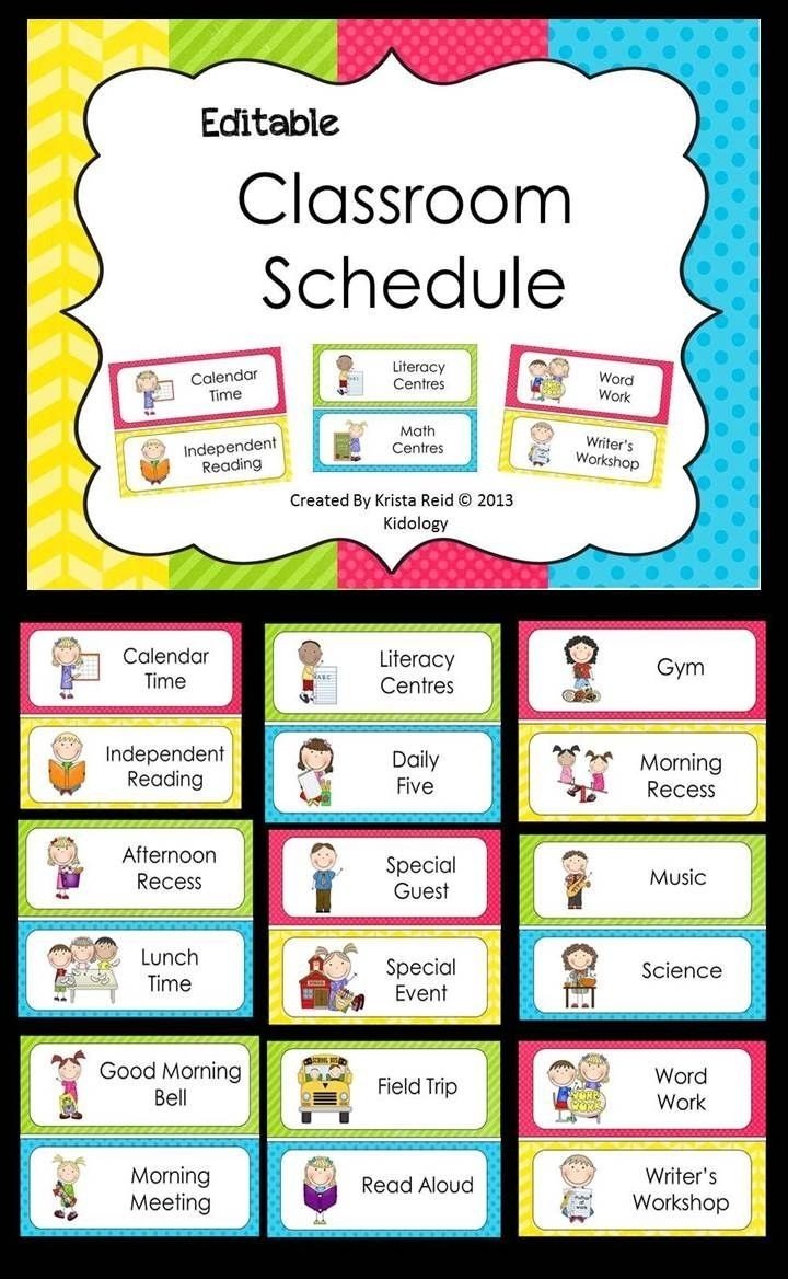 Collect Print Picture Schedule For Free