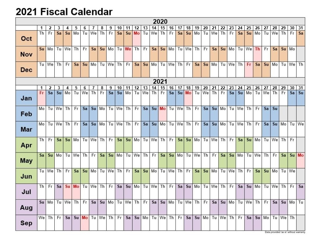 Collect What Is Today'S Fiscal Week