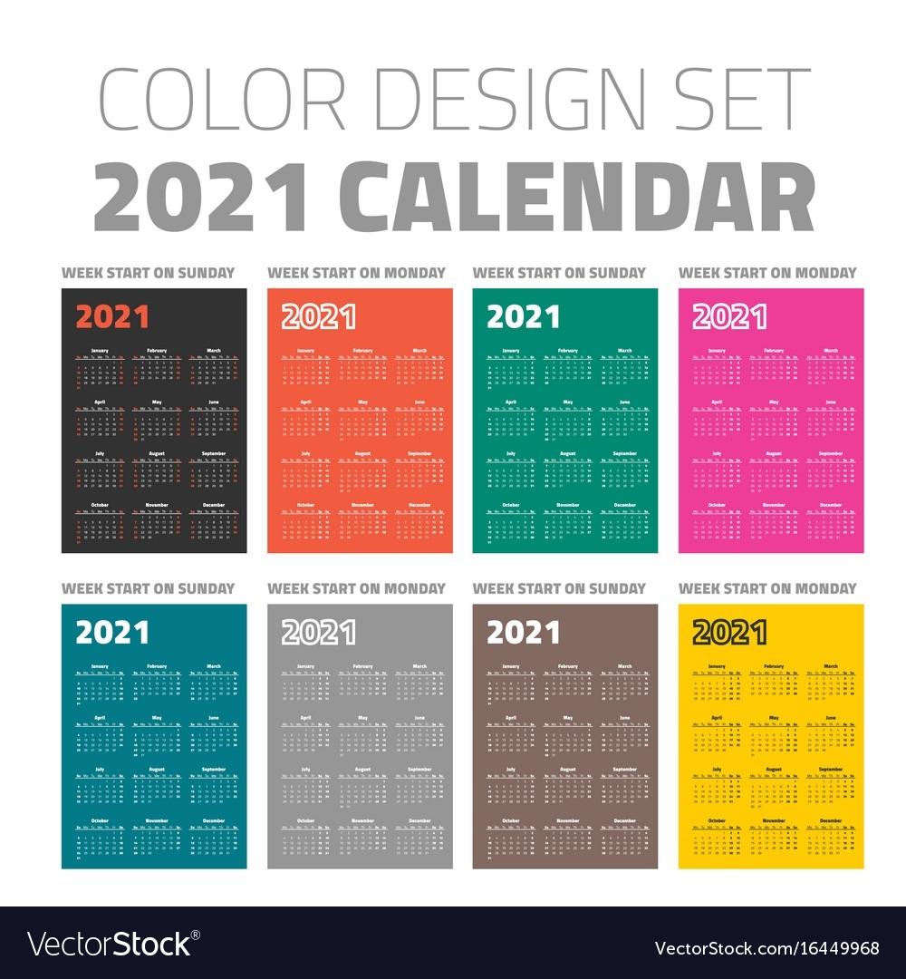 Get 2021 Printable Pocket Calendar Free