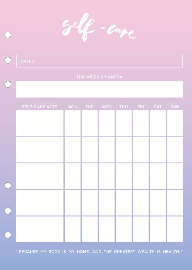 Get 30 Day Calendar Template