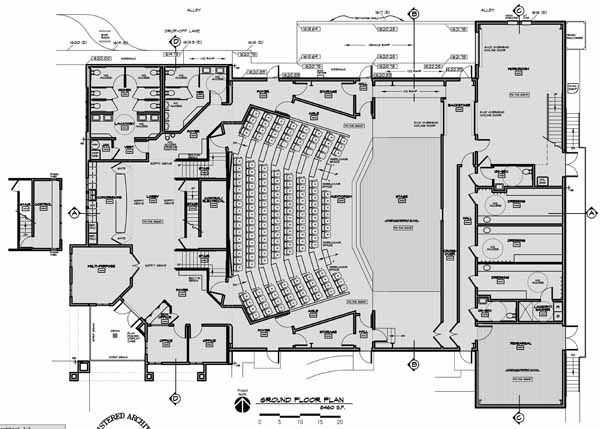 Get Church Seating Chart Software