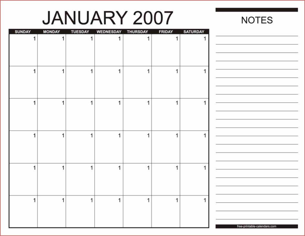Get Printable Bill Calendar Organizer