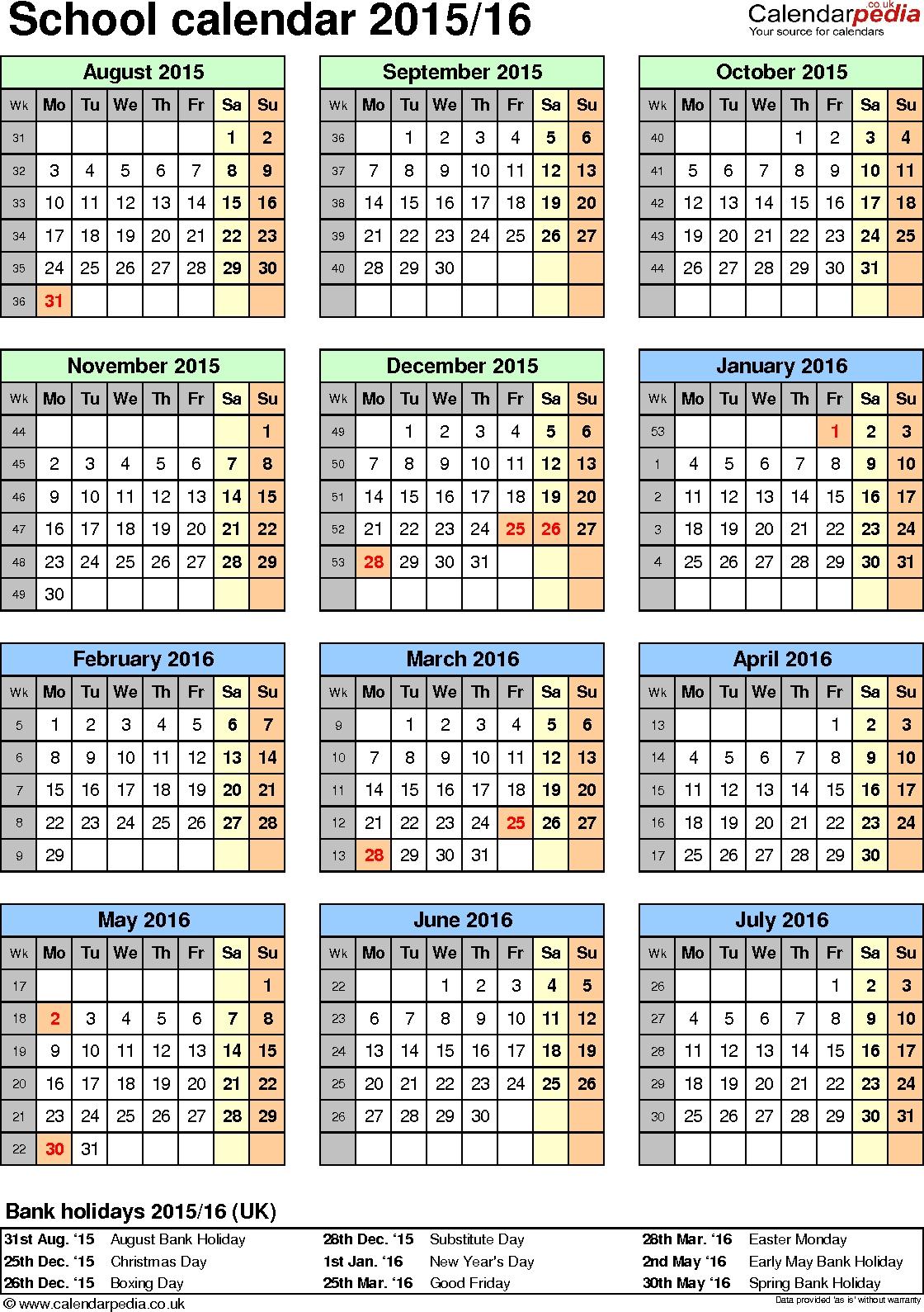Pick 1St April New Financial Year Calendar Week Numbers